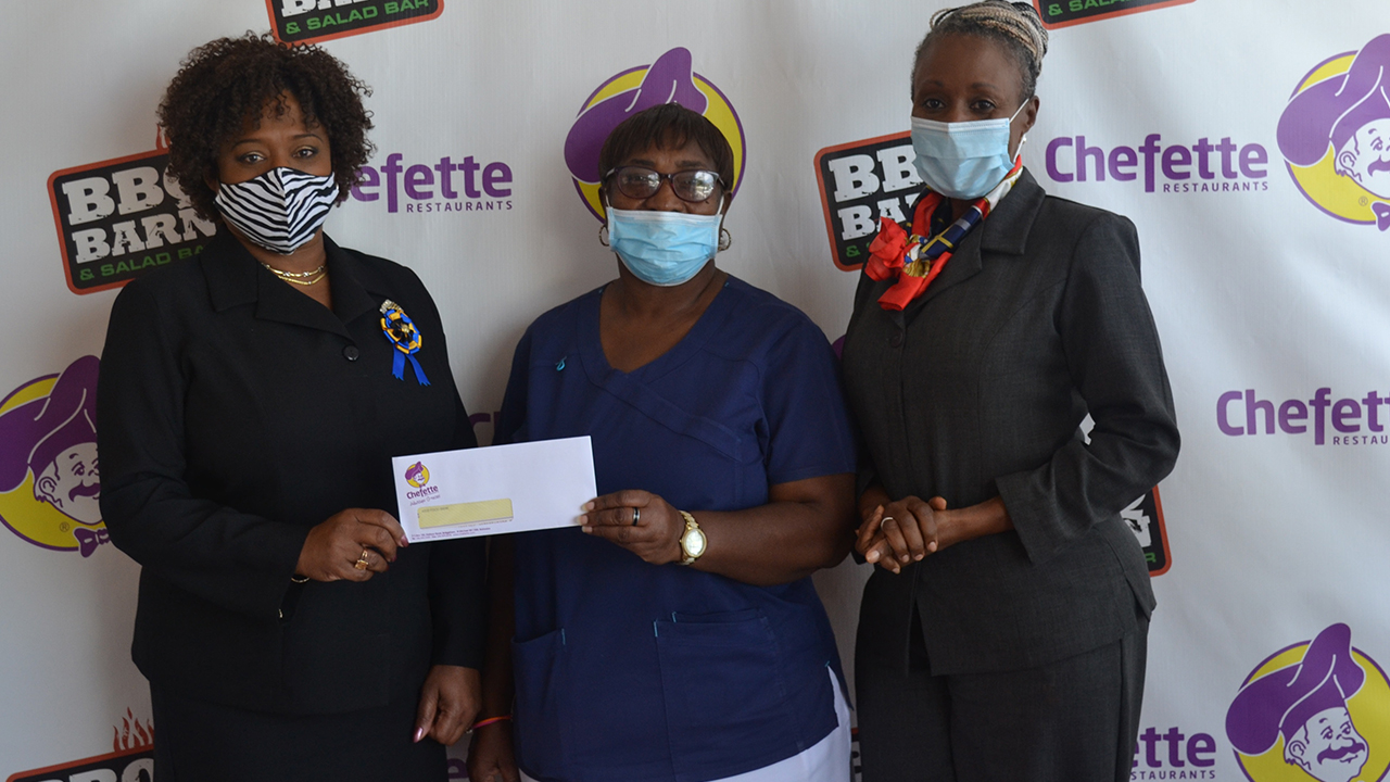 Chefette Continues Support to The National HIV/AIDS Commission