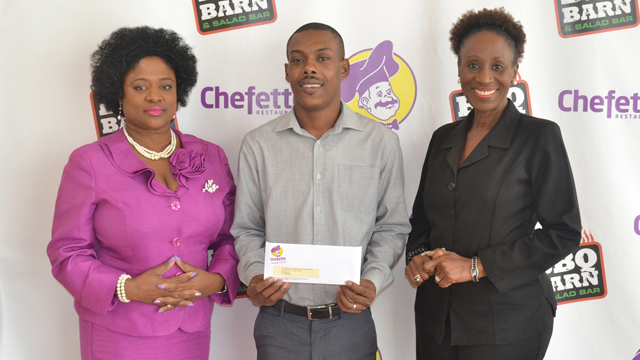 Chefette Supports The Barbados Alliance to End Homelessness