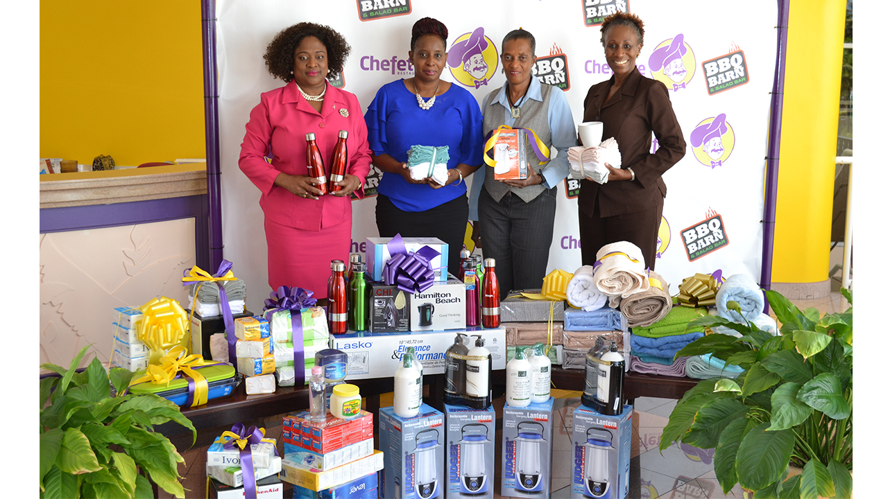 Chefette Assists Children Homes