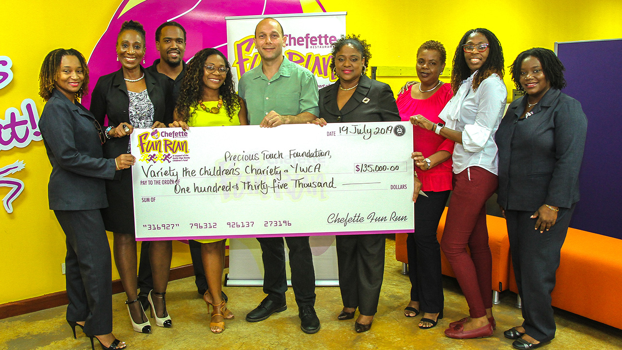 Chefette's Fun Run raises $135,000 for 3 Charities