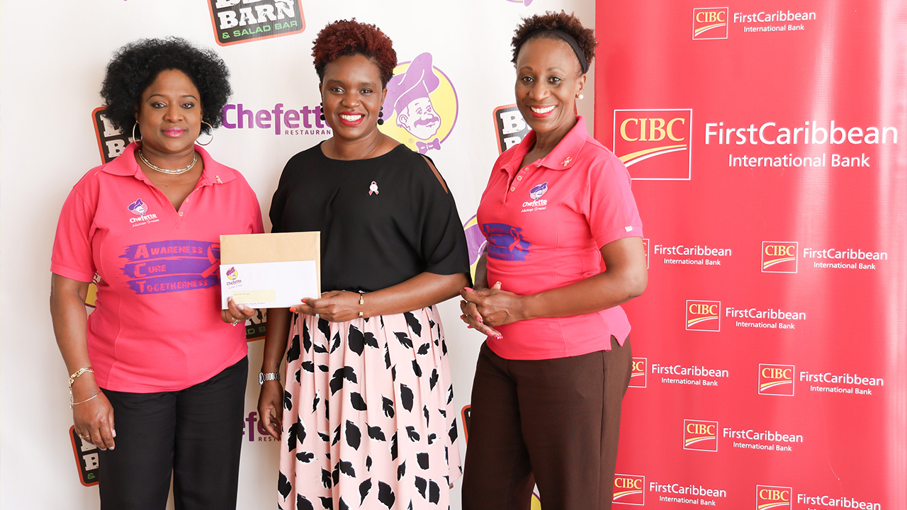 Chefette Supports Walk For The Cure 2019